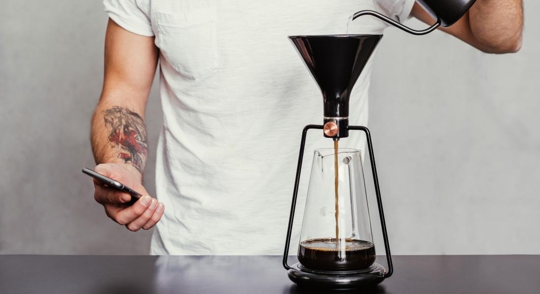 GINA Klasik Kahve Yapma Deneyimini Bir Üst Seviyeye Taşıyor