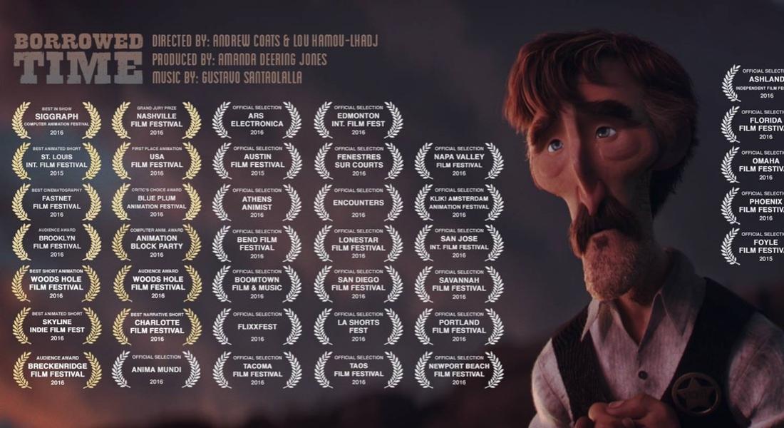 Pixar Sanatçılarından Ödüle Doymayan Harika bir Kısa Film: Borrowed Time