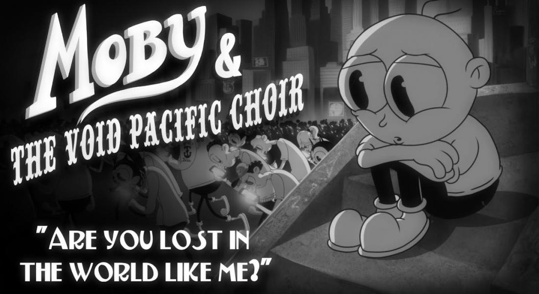 Moby, Yeni Parçası İçin Teknoloji Bağımlılığını Anlatan Dokunaklı Bir Video Yayınladı