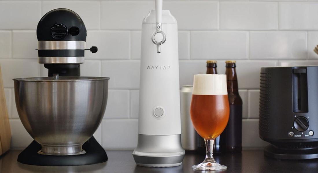 Fizzics Waytap Şişe Birayı Lezzetini Zenginleştirerek Fıçıya Dönüştürüyor