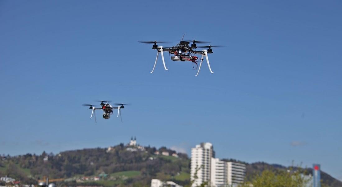Kablosuz Şarj Sayesinde Drone'lar Çok Uzun Süre Havada Kalabilir