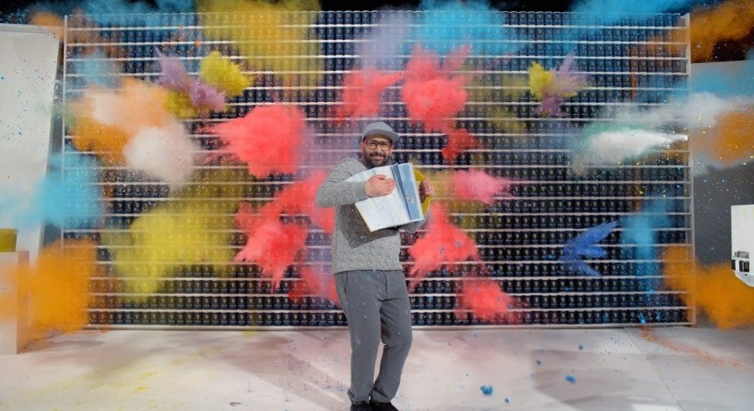 OK Go'dan 4,2 Saniyede Çekilmiş Müzik Videosu