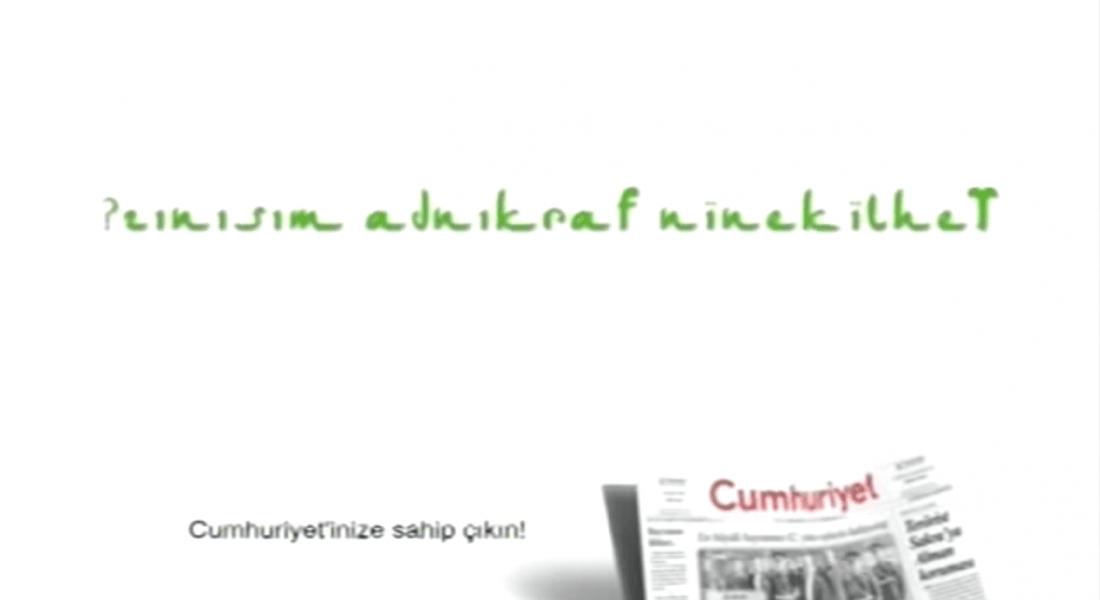 Geçmişten Bugüne Cumhuriyet Gazetesi Reklamlarının Perspektifinden Türkiye