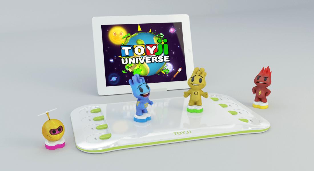 Türkiye'den Dünyaya Açılan Akıllı Oyuncak Projesi: Toyji