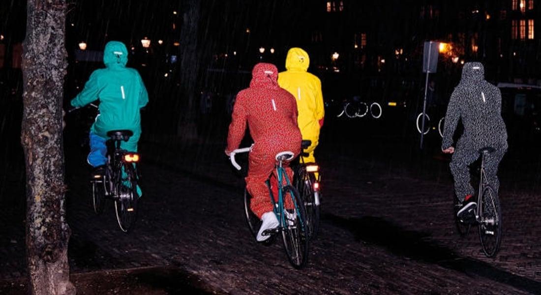 Bisiklet Keyfini Yağmur Çamur Demeden Yaşatan Tulumlar