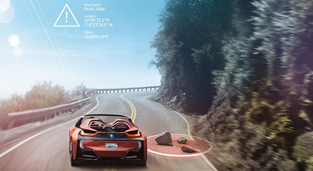 BMW'nin Tamamen Sürücüsüz Araçları 2021'de Yollarda [Web Summit 2016]