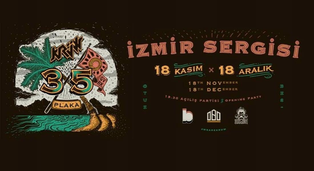 Krüw'dan İzmir Çıkarması