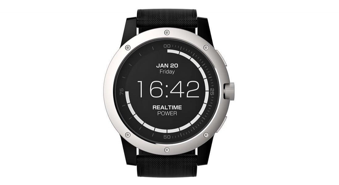 Hiçbir Zaman Şarj Etmeniz Gerekmeyen Akıllı Saat: Matrix Powerwatch