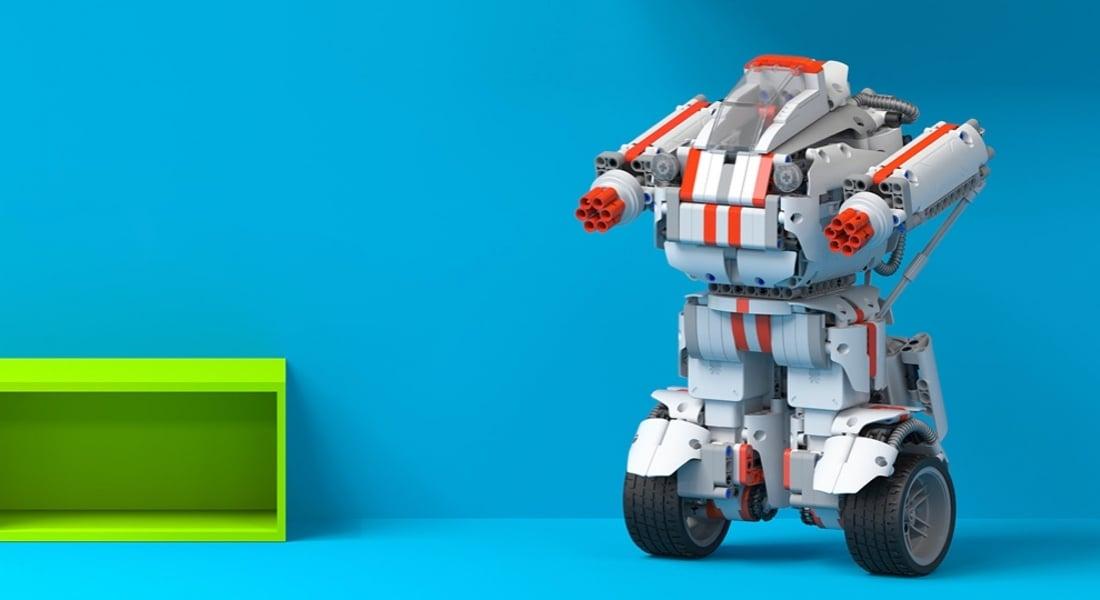 Xiaomi'den Çocuklara Kod Bilgisi Öğreten Oyuncak Robot