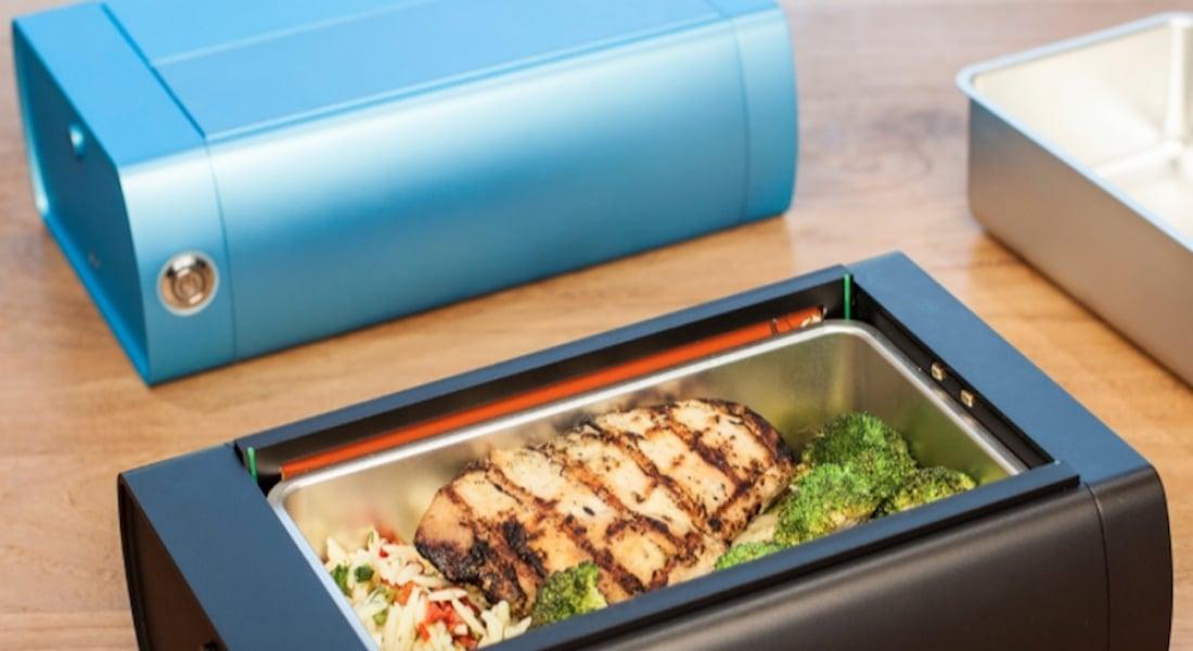 Yemeği Isıtabilen Sefer Tası: HeatsBox