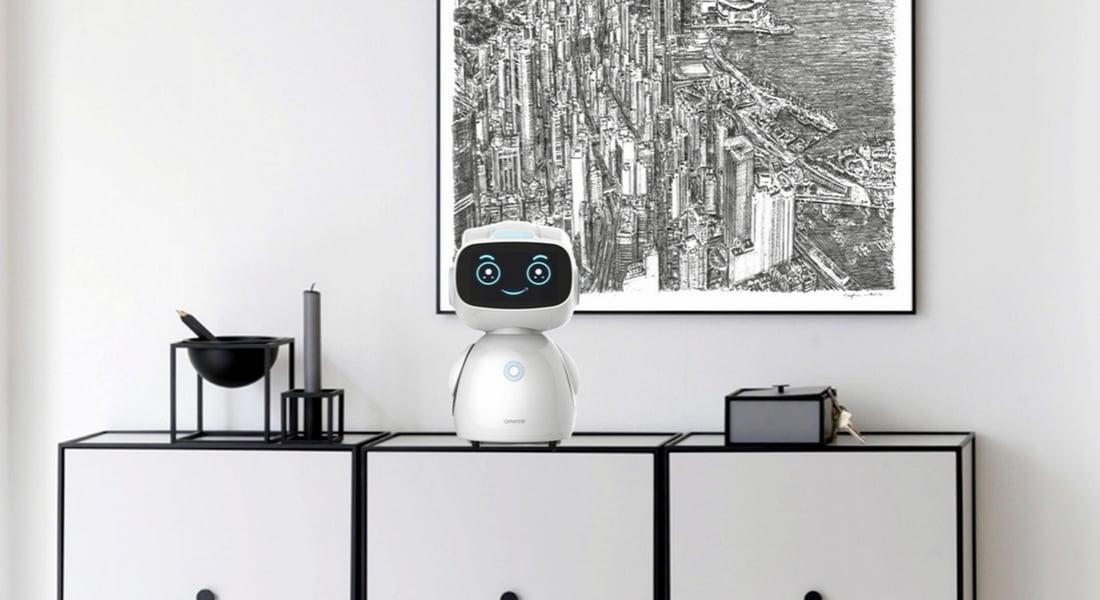 Amazon Alexa'ya Vücut Bahşeden Robot: Omate Yumi