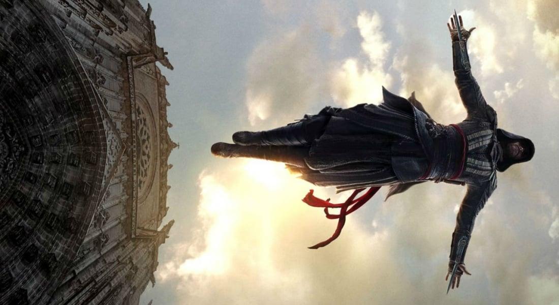 Canlı Yayında Assassin's Creed'in İkonik Atlayışı