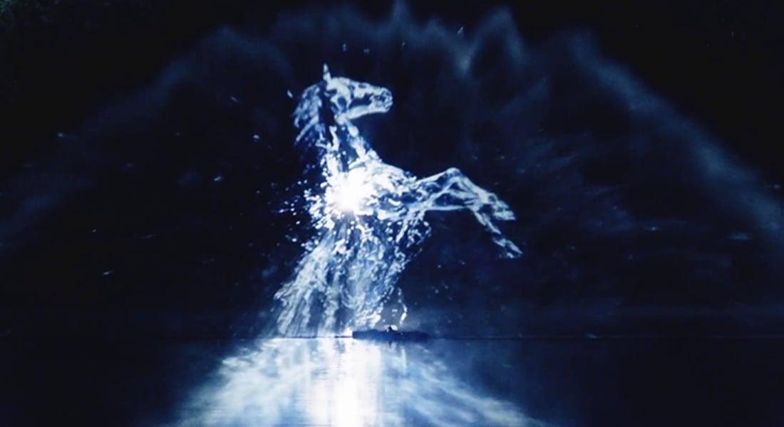 Suyun Üzerinde Koşan Atlar