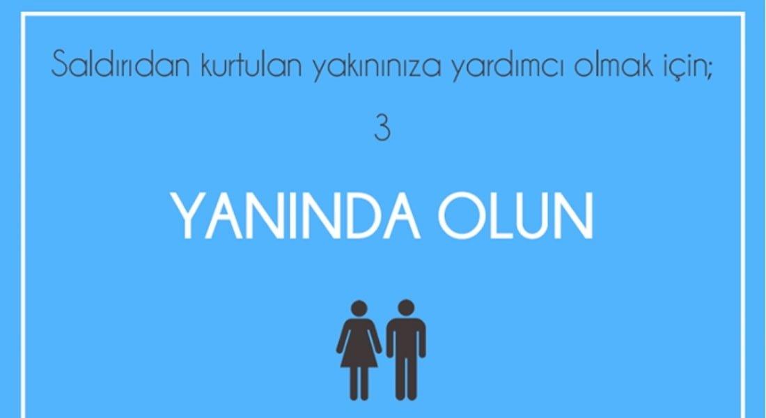 Türkiye Psikiyatri Derneği'nden Saldırı Sonrası Travma Kartları