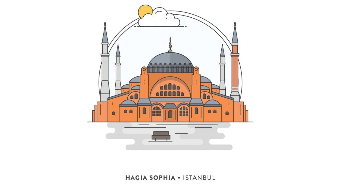 Türkiye'nin Sevimli Anıtları