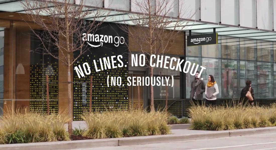 Amazon Go: İstediğini Alıp Çıktığın Mini-Market