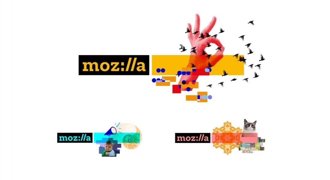 Mozilla'nın İnterneti Sahiplenen Yeni Logosu