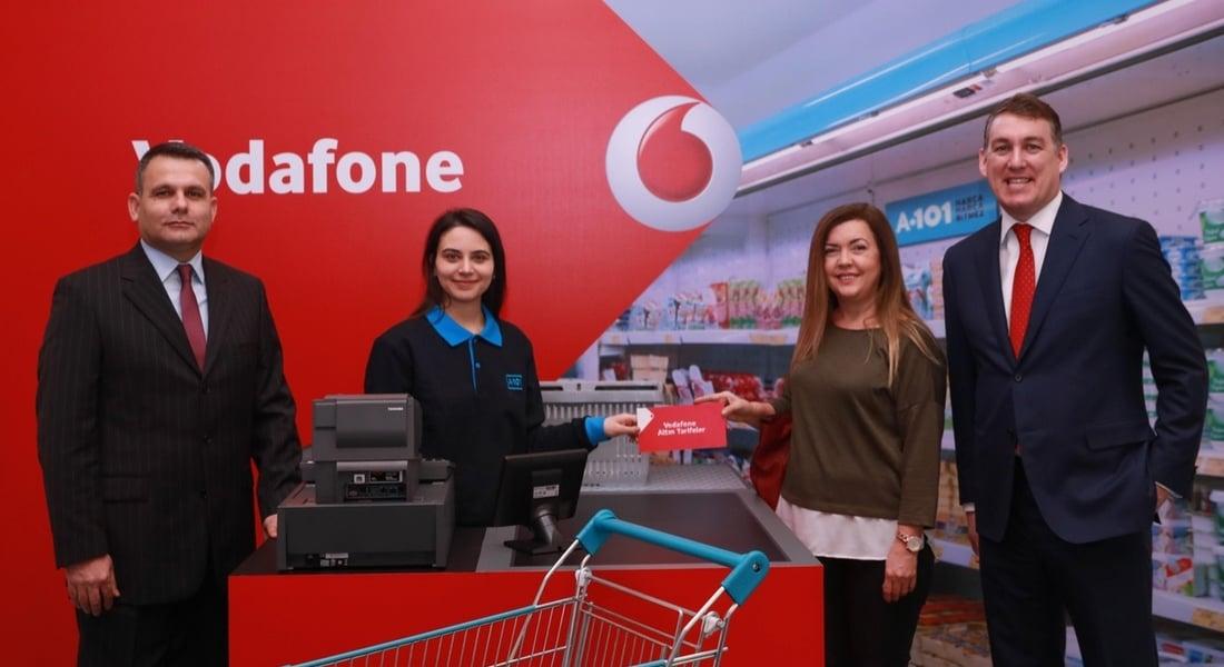 Vodafone ve A101'den Ev Kadınlarına Yönelik Dijital Teklifler