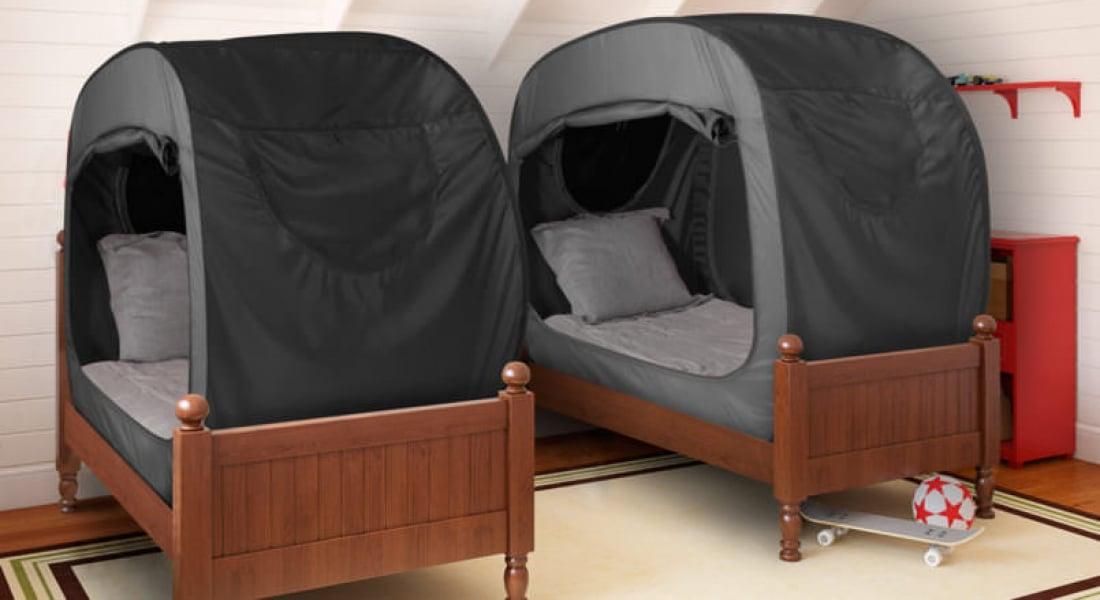 Kişiye Özel Alan Yaratabilen Yatak Çadırı