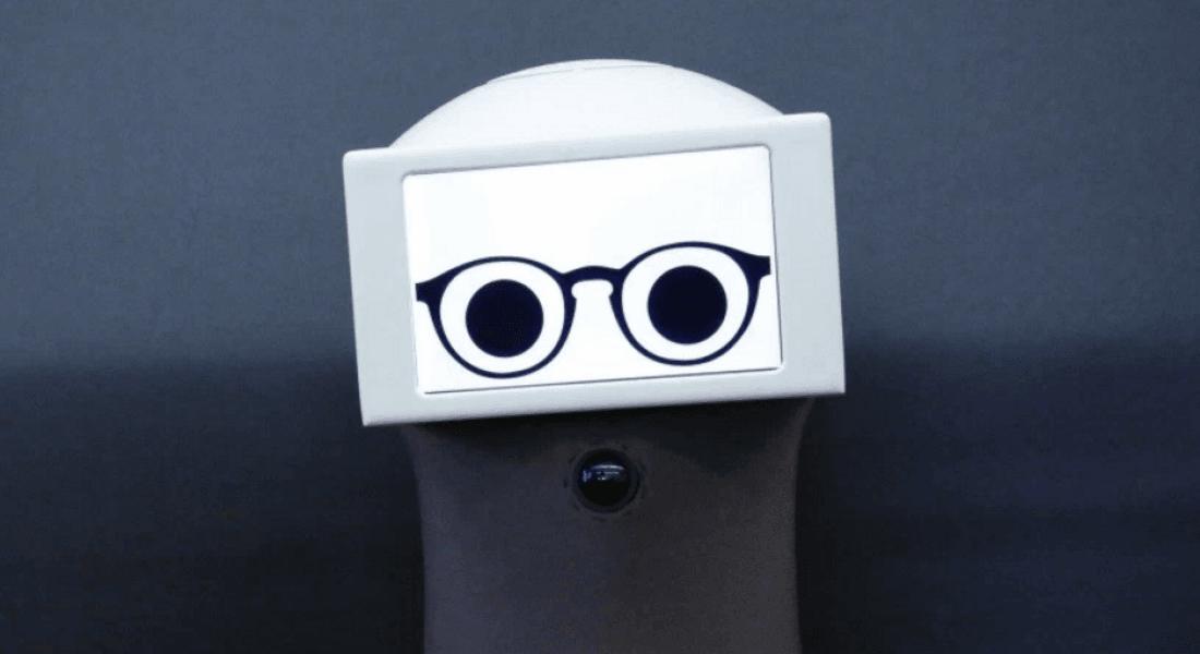 Derdini GIF'le Anlatan Robot: Peeqo