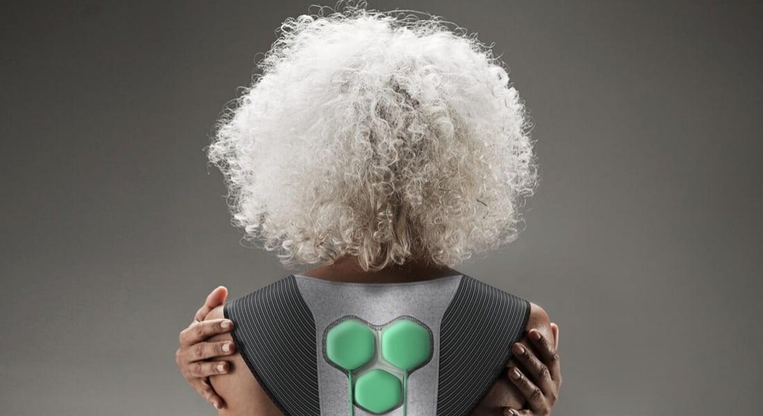 Yaşlıların Daha Rahat Hareket Etmesini Sağlayan Güçlendirilmiş Kıyafetler