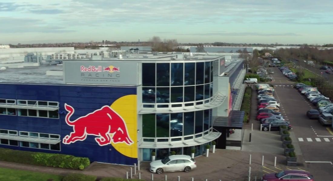 Red Bull Racing'in Fabrikasında 2017 Sezonuna Hazırlık