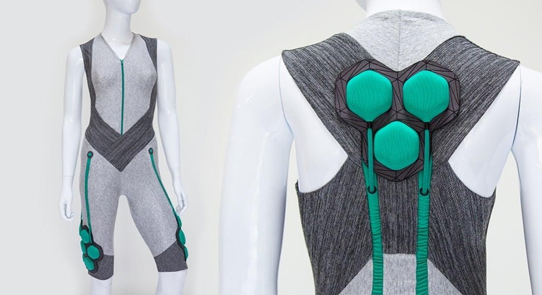 Superflex'in Güçlendirilmiş Kıyafetlerinde Yves Béhar İmzası