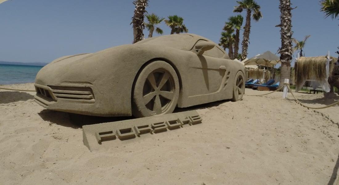 Kumdan Porsche
