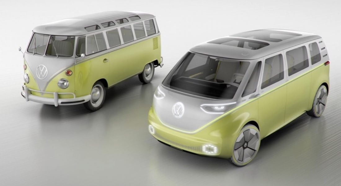 Volkswagen'ın Efsane Minibüsü Yeni Yüzüyle Geri Dönüyor