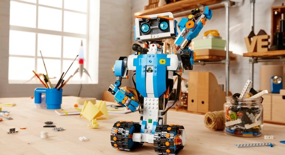 LEGO'nun Yeni Setiyle Yapılan Oyuncaklar Canlanıyor