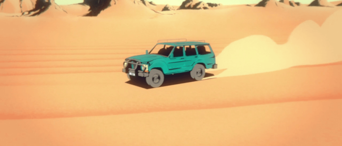 Tinariwen İle Çöl Fırtınasında Yolculuk