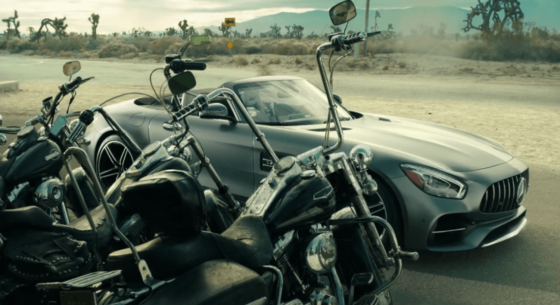Coen Kardeşlerden Easy Rider Göndermeli Mercedes Filmi