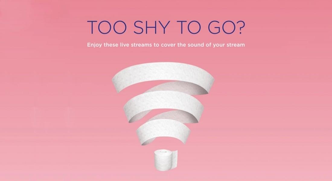 Tuvalet Seslerini Bastıran Müzik Yayını
