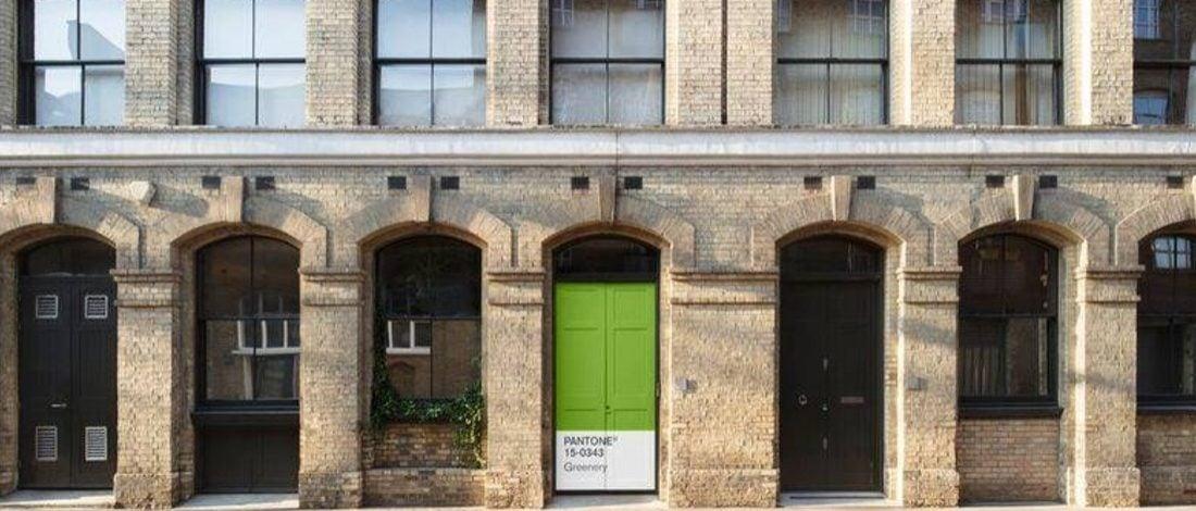 Londra'nın Kalbinde Bir Ev İçine Gizlenmiş Bahçe