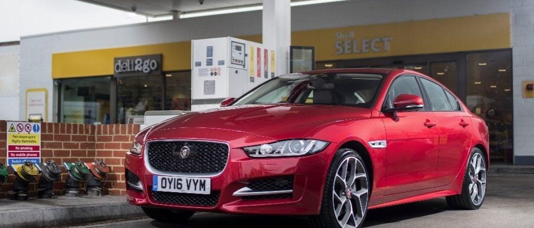 Jaguar'dan Araç İçi Uygulama ile Akaryakıt Ödeme Sistemi