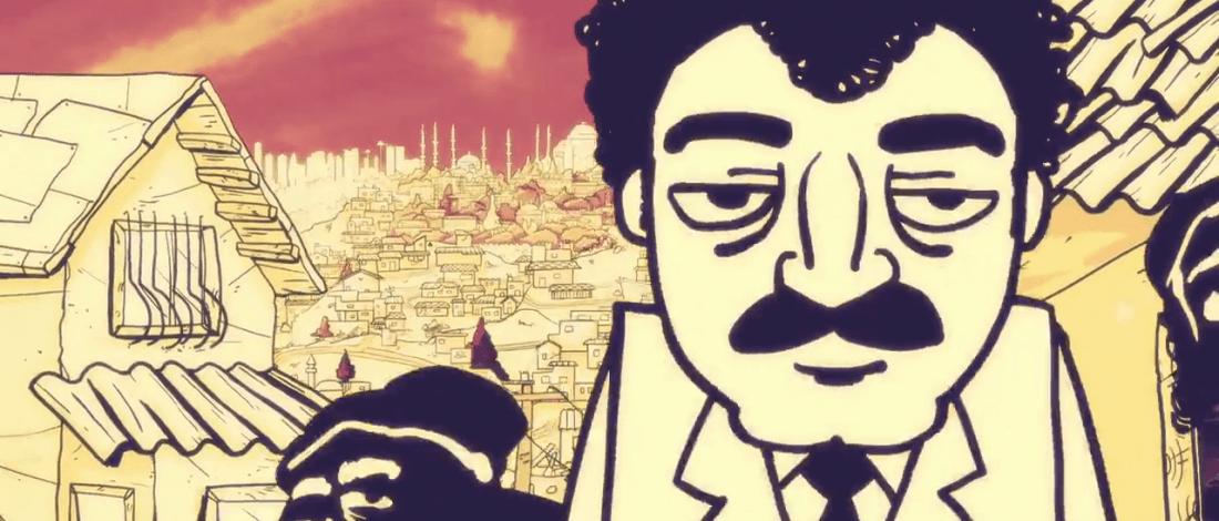 Müslüm Gürses'in Hayatını Anlatan Kısa Filmin Fragmanı Yayınlandı