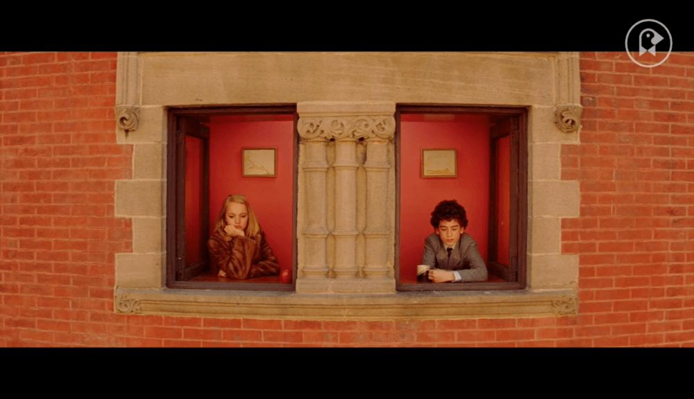 Wes Anderson ın Pencereleri Bigumigu
