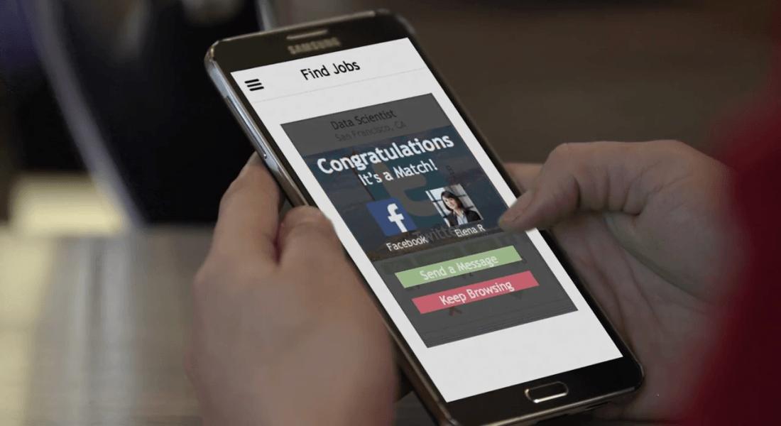 Etiketlerden Uzak İşe Alım Süreci Amaçlayan Tinder Benzeri Uygulama [SXSW 2017]