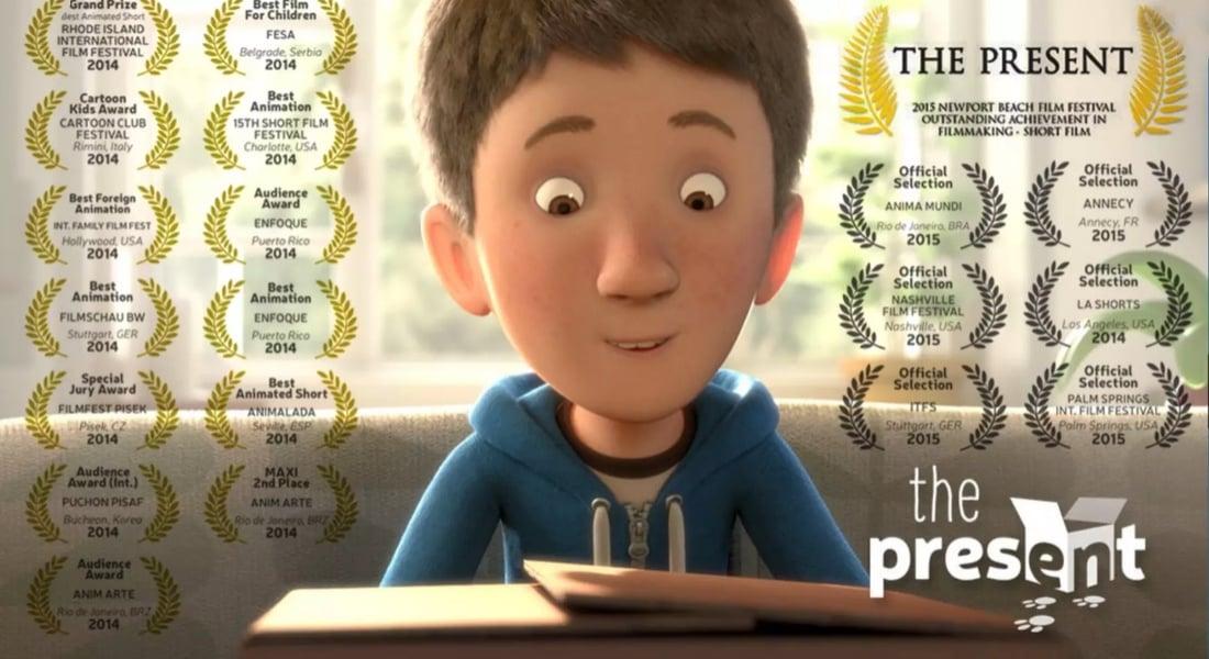 59 Ödül Kazanmış Duygu Dolu Bir Kısa Film: The Present