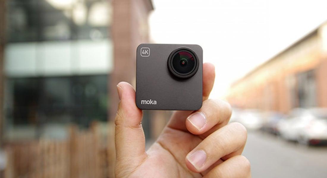 Mini Minnacık Aksiyon Kamerası Alpha