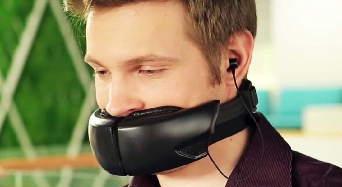 Telefonla Konuşmadan Duramayanlara Mahremiyet Sağlayan Ağızlık