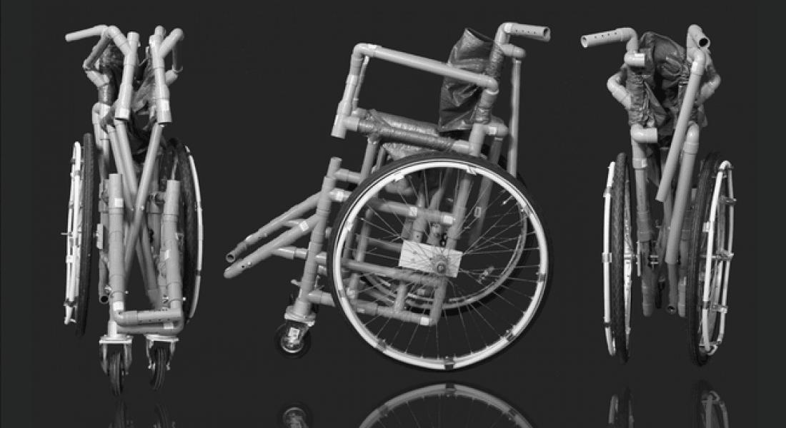 Herkesin Erişebilmesi İçin Kendin Yap Tekerlekli Sandalye