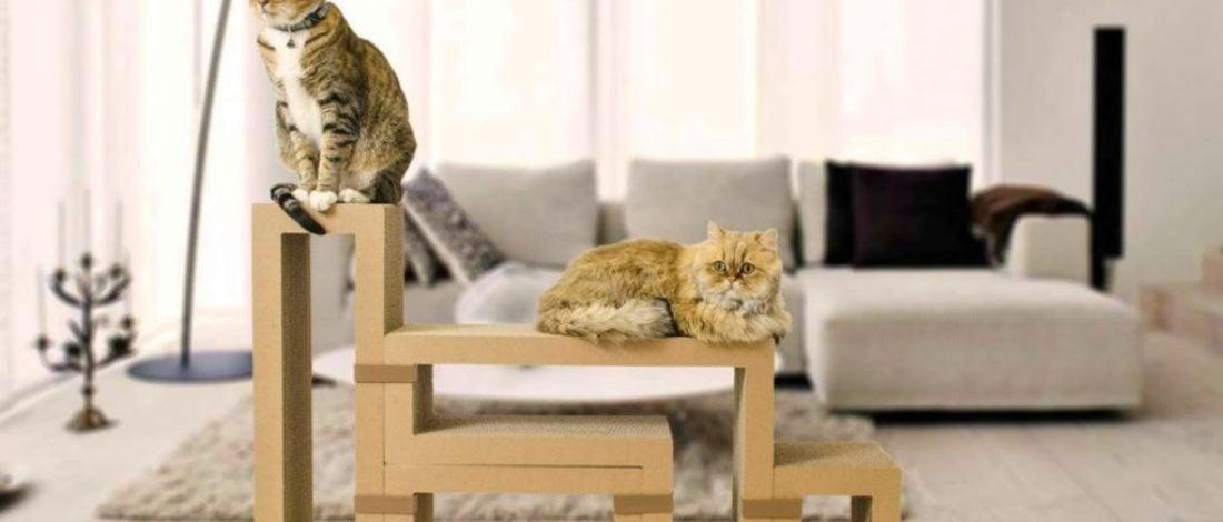 Kediler ve Kediciler İçin Tetris