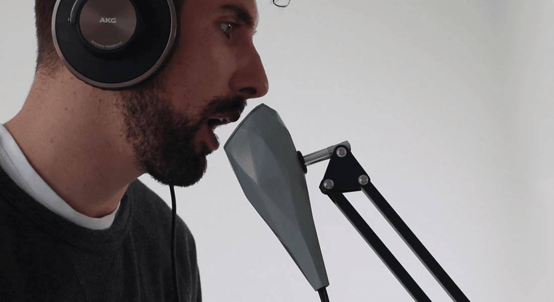 İnsan Sesini Enstrümana Dönüştüren Mikrofon [SXSW 2017]