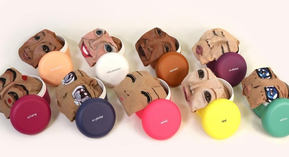 Travmaları İyileştiren Kore Maskeleri