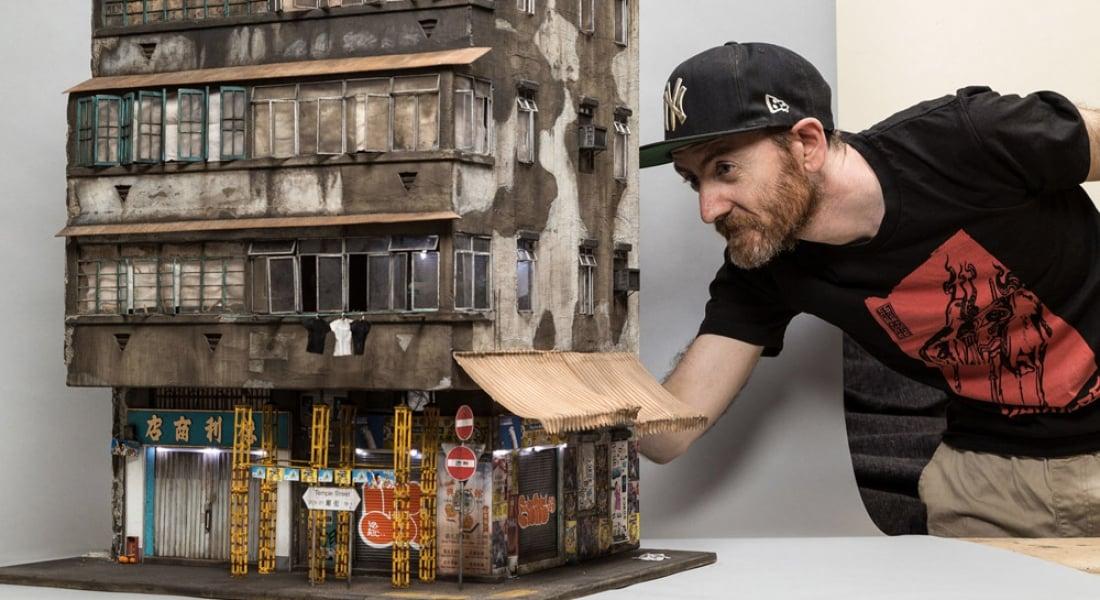 Kent Yaşamının İzlerini Taşıyan Minyatür Binalar