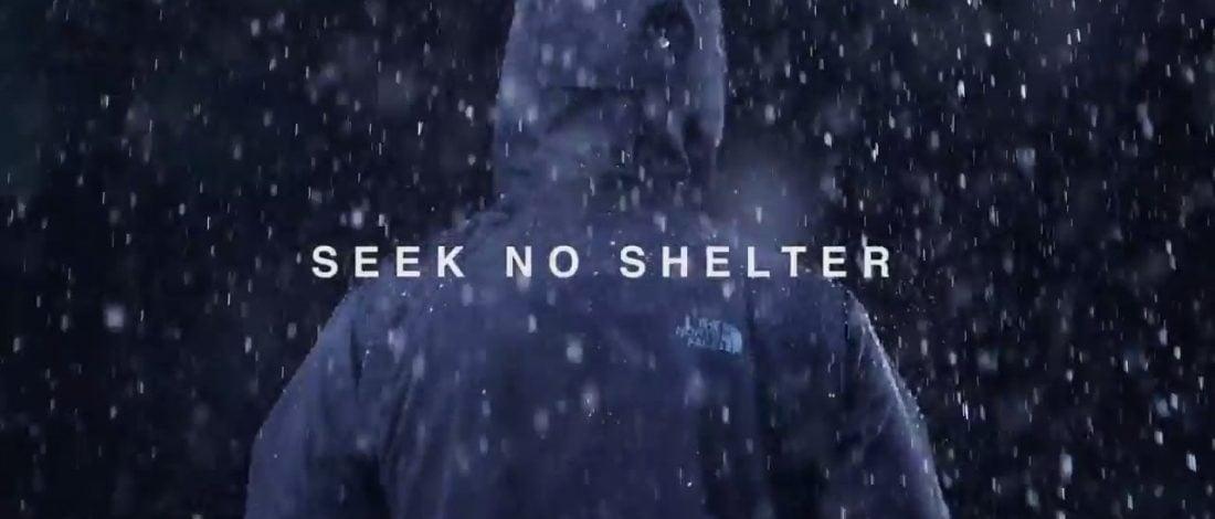 The North Face'den Yağmuru ve Teknolojiyi Kucaklayan Lansman Kampanyası [SXSW 2017]