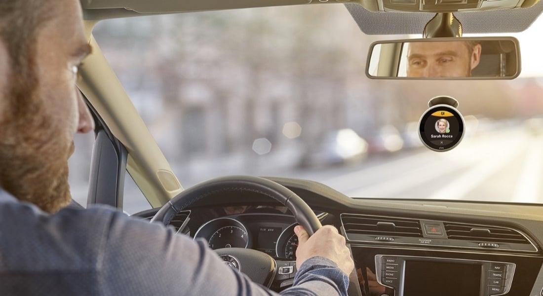 Dokunmayı Gerektirmeyen Yapay Zekalı Sürücü Asistanı