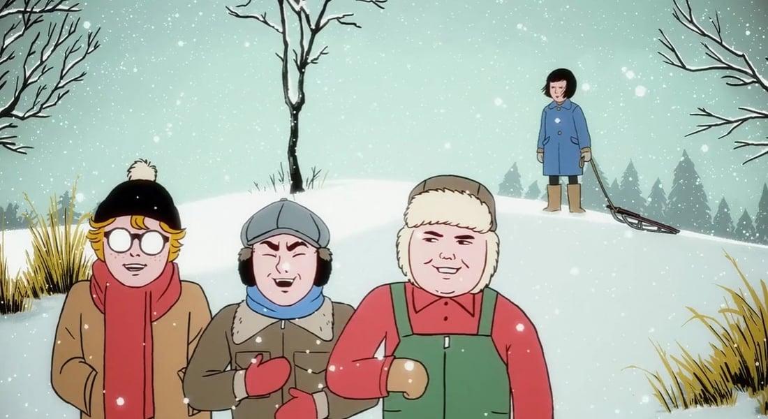 Ötekileştirmeyi Çocuk Gözüyle Aktaran Masalsı Animasyon: The Snow Girl