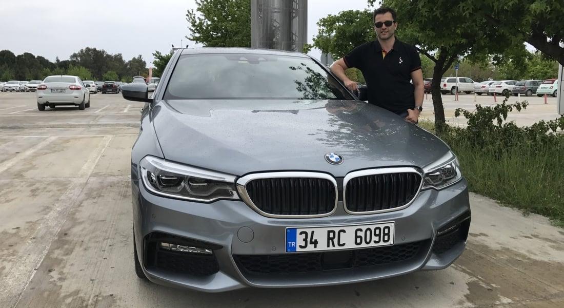 Denedik: Yeni BMW 5 Serisi